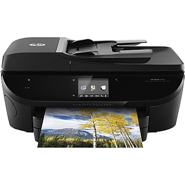 HP ENVY 7640 e-All-in-One Inkjet Photo Printer