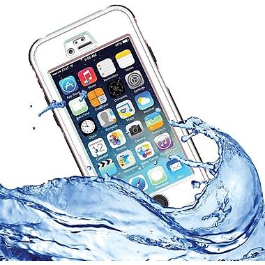 iPhone 6 Waterproof Cases, White
