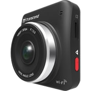 DrivePro 200 Full HD Car Video Recorder 2.4 Inch Color LCD 30FPS with 16GB Memory Card Included Auto Record WiFi Adhesive Mount