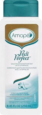 Amope® Pedi Perfect Daily Moisturizer, 8.45 oz Bottle