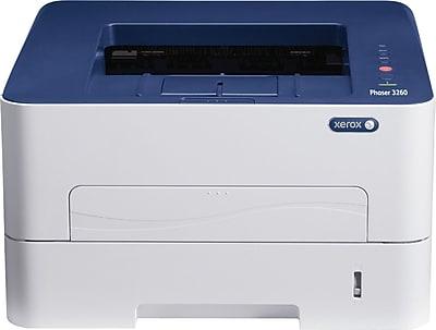 Xerox® Phaser™ 3260DI Monochrome Laser Single-Function Printer (3260/DI)