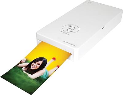 VuPoint Solutions Photo Cube Mini Wireless Pocket Photo Printer (IPWF-P01-VP)
