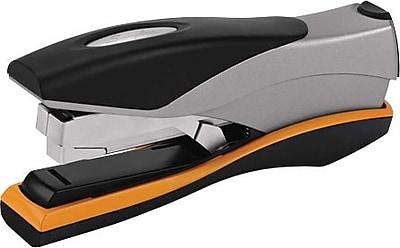 Swingline® Optima® 40 Desk Stapler, Reduced Effort, 40 Sheets, Silver