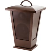FineLifeAudio Wireless Bluetooth Indoor / Outdoor Speaker Lantern with LED Lights, Copper