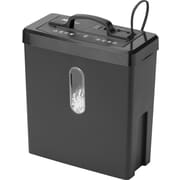 Royal Sovereign® CS08C Black Cross Cut Shredder, 8/Pass