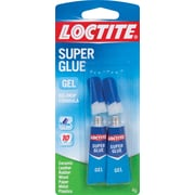 Loctite® Gel Super Glue, 0.07 oz., Clear