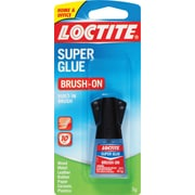 Loctite® Brush-on Super Glue, 0.18 oz., Clear
