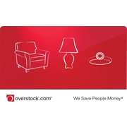 Overstock.com Gift Card $500 (Email Delivery)