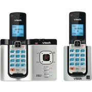 VTech DS6621-2 Two-Handset Cordless Connect to Cell Answering System with Caller ID/Call Waiting