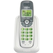 VTech DECT 6.0 CS6114 Cordless Phone with Caller ID/Call Waiting, White