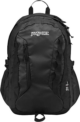 Jansport Agave Backpack, Solid Black (T14F008)