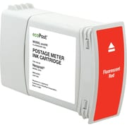 Clover Postage Meter Cartridge for the Neopost 4127176R, Red