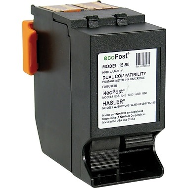 Clover Postage Meter Cartridge for NeoPost/Hasler 45-60, Red