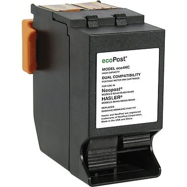 Clover Postage Meter Cartridge for NeoPost/Hasler 4HC, Red