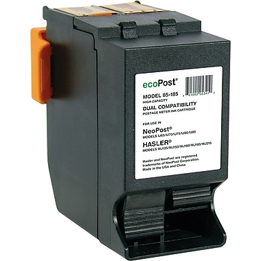 Clover Postage Meter Cartridge for the NeoPost/Hasler 85-185, Red