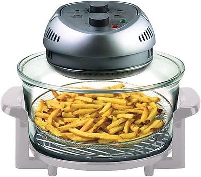 Big Boss Oil-Less 16QT Fryer, Silver
