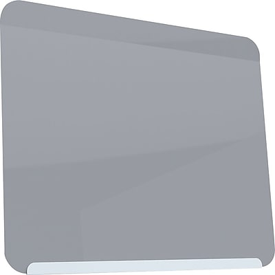 Ghent LINK Board Magnetic Markerboard, Soft Blue/Gray, 24