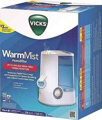 Vicks® Warm Mist Humidifier
