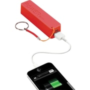 PowerPro 2,000mAh Portable USB Keychain Charger, Assorted Colors