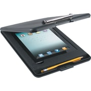 "SlimMate for iPad 2/3, Black, Foam Nest, 9 X 12 paper size, 3/4"" capacity"