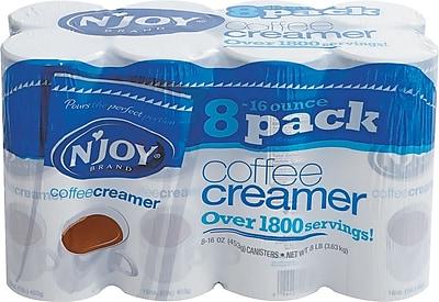 N' Joy Nondairy Creamer 16 Oz., 8/Ct