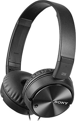 Sony Noise Canceling Over Ear Headphones, Black