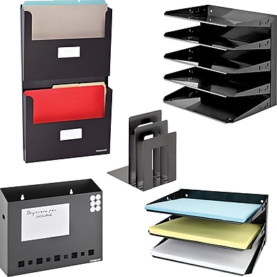 SteelMaster® SOHO Desk Accessories Collection