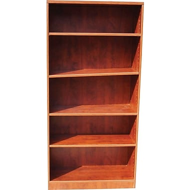 Bookcase with Adjustable Shelves