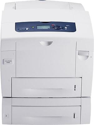 Xerox® ColorQube® 8580DT Single-Function Color Solid Ink Printer (8580/DT)