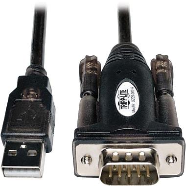Tripp Lite – Adaptateur USB vers série, 5 pi (TRPU209000R)