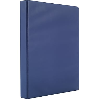 Simply 3-Ring Binders, Assorted Colors and Sizes