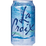 LaCroix® Sparkling Water, 12 oz. Cans, Pack of 24 (WNT654)
