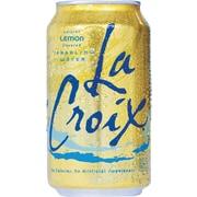 LaCroix Lemon Sparkling Water, Pack of 24 (NAV40130/65433)