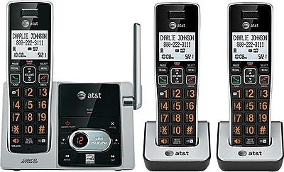 AT&T CL2909 Corded Speakerphone with Caller ID