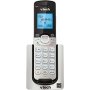 VTech DS6071 Connect to Cell Accessory Handset for VTech DS6671, Silver/Black