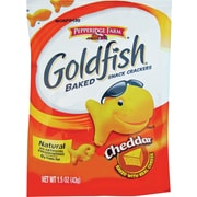 Pepperidge Farm® Goldfish® Crackers, 1.5 oz. Bags, 72 Bags/Box (CAM13539)
