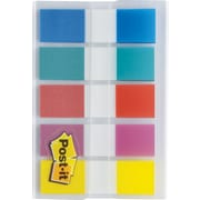 """Post-it® Flags, Jaipur Collection, 1/2"""", 100/Pack (683-JAIPUR)"""
