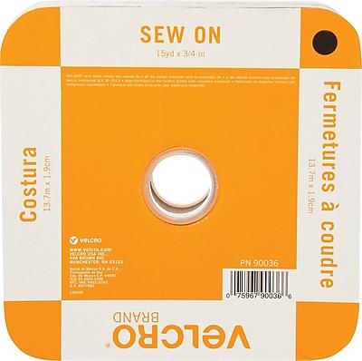 VELCRO(R) brand Sew-On Tape 3/4