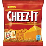 Sunshine® Cheez-It Crackers, 1.5 oz. Bags, 60 Bags/Box (SUB12261)