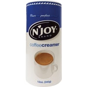 N'JOY Non Dairy Creamer 12 oz. Single Canister