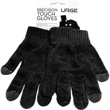 URGE Basics Texting Gloves, Black