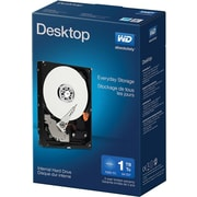 Western Digital® Desktop SATA Hard Drive, 1TB