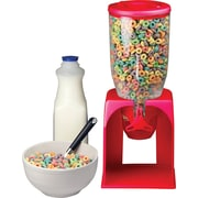 Single Cereal Dispensers, Assorted Colors