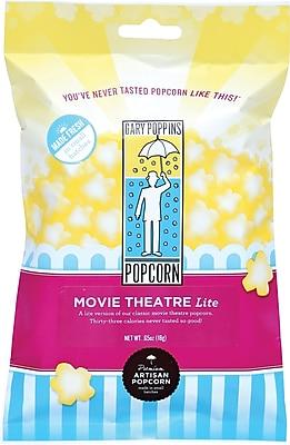 Gary Poppins Move Theatre Lite Gourmet Popcorn,