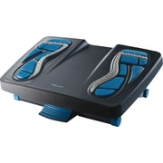 Fellowes Energizer Foot Support Gray/Silver (8068001) by