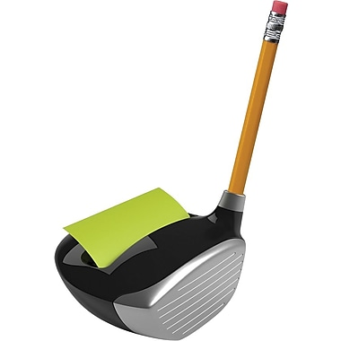 Post-it® Pop-up Note Golf Dispenser, for 3