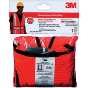 3M® Hi-Viz Contruction Vest Orange