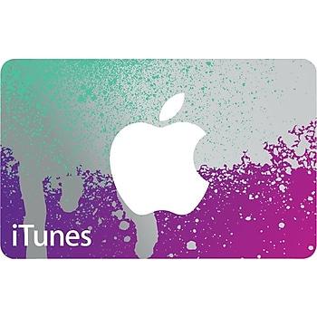 $100 Apple iTunes Gift Card