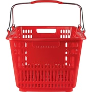 Plastic Shopping Basket, 30 Liter, 20 Baskets / Pack