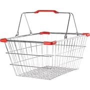 Wire Shopping Basket, 16 Liter